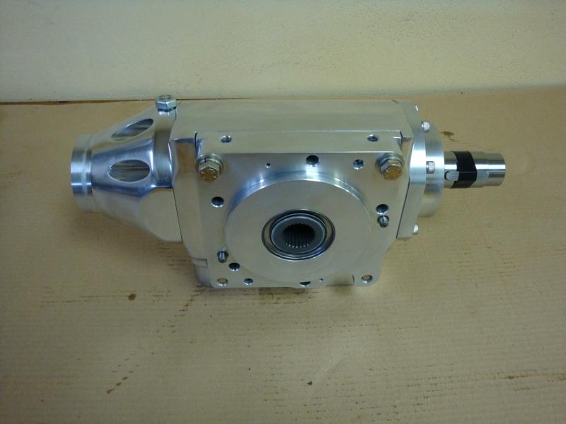 Vanquish V8 Parts