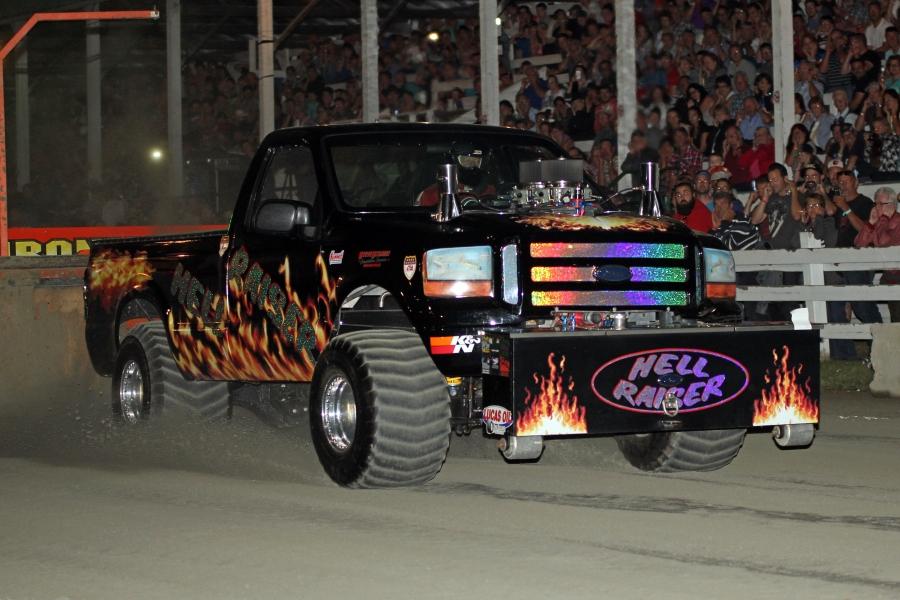 Rick Chartrand - Hell Raiser - 4WD Trucks 3