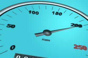 speedboat speedometer