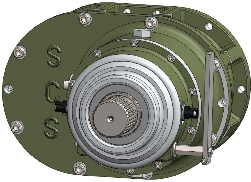 30 Series Transmission