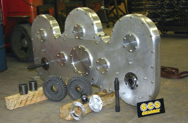 Tractor Gear Parts : High performance stock component modified tractor parts