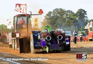 Tractor Pulling Parts - Racing Applications | SCS Gearbox Inc