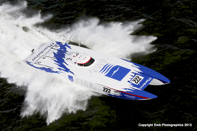 High Performance Boat Racing Parts