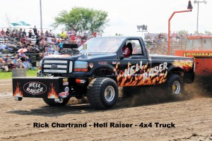 Rick Chartrand - Hell Raiser - 4WD Trucks 4
