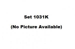 Set 1031K