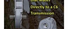 C6 Transfer Case
