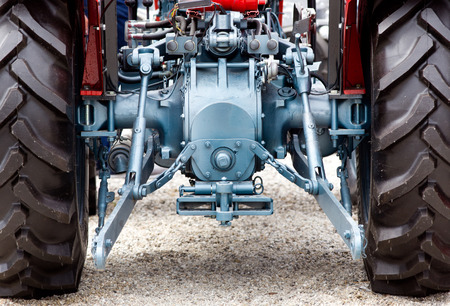 Tractor Suspension