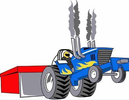 Championship Tractor Pulls