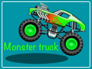 Buying a Monster Truck
