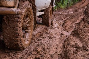 Building a Mud Truck