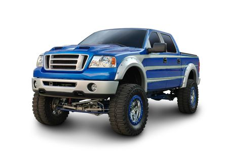 Monster Trucks vs. Lifted Trucks