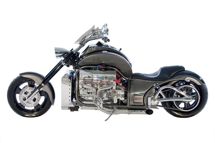 Vanquish V8 Motorcycles