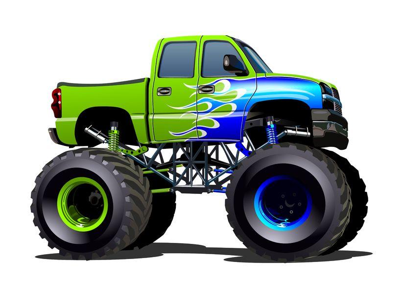 Ford monster truck street legal
